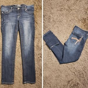 Rue 21 low rise skinny jeans